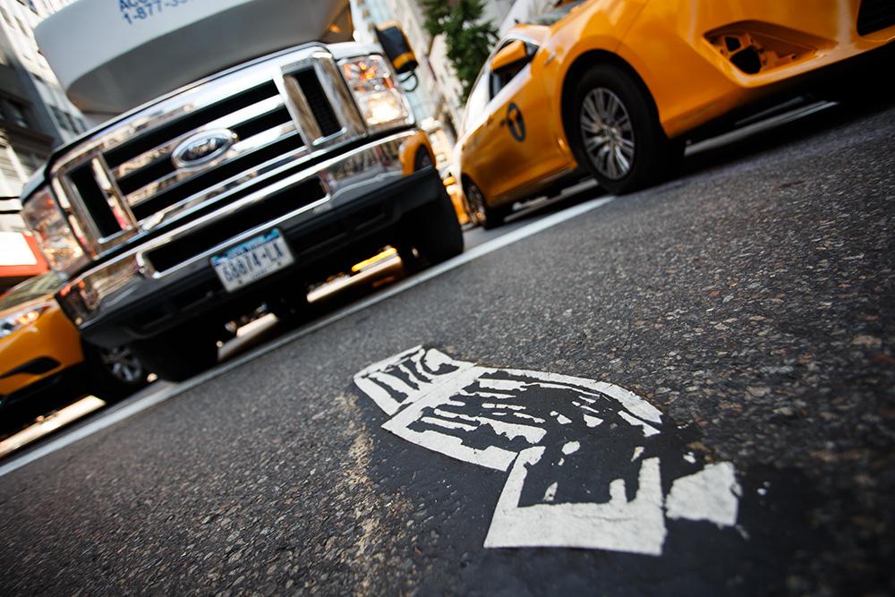 31st and 5th, New York, NY. Photo by Steve Weinik, 2014.